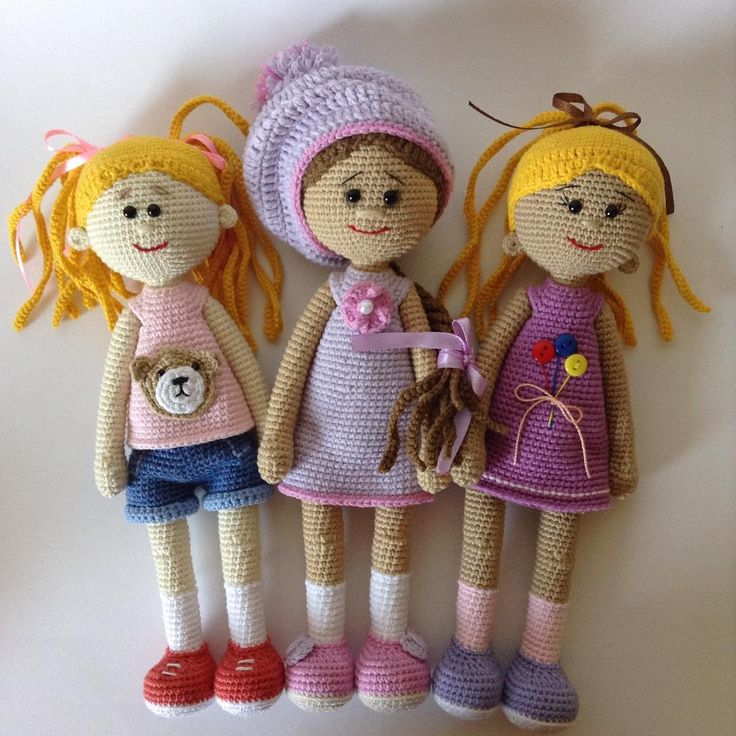 Amigurumi Headphones : 17 Best images about Crochet Dolls on Pinterest Girl ...