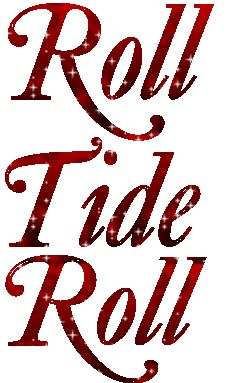 "BAMA!!  #14  ""feels so right""!!!:"