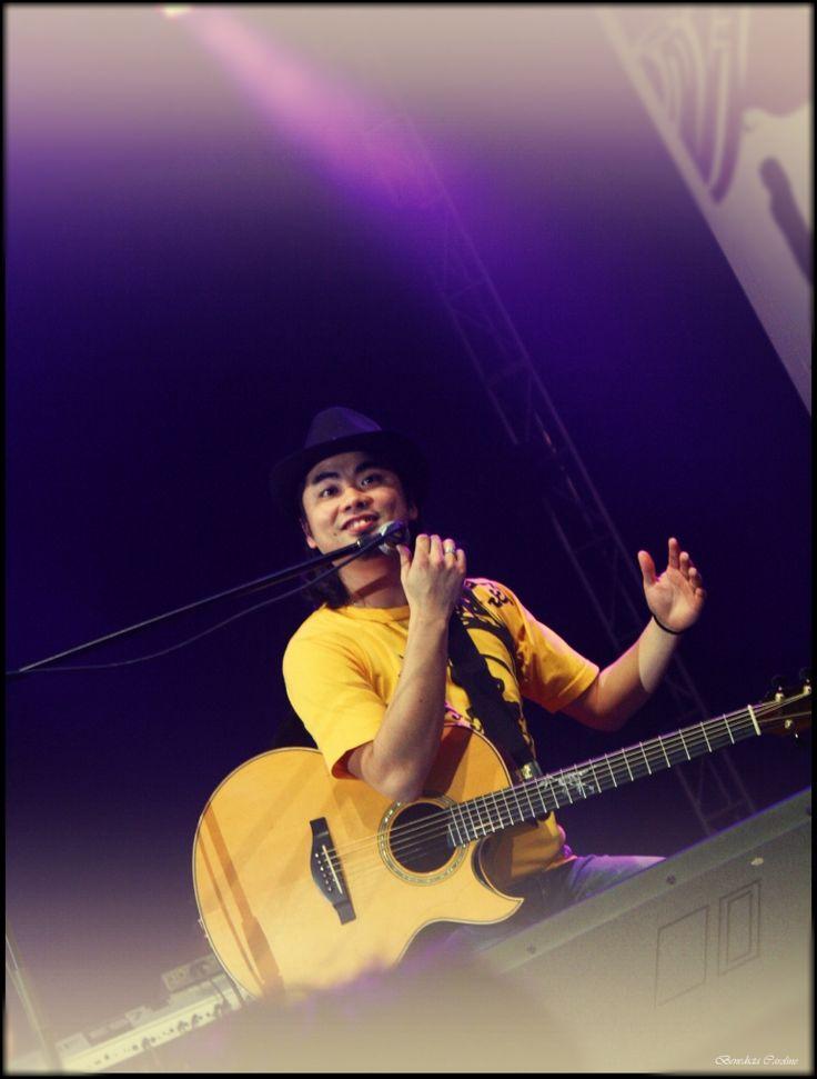Miura-san (Java Jazz Festival 2012 - Indonesia)