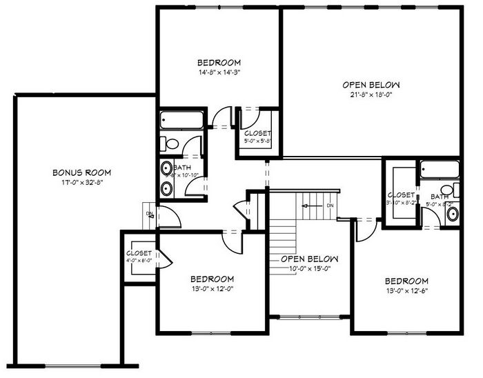 Click To Enlarge In 2020 Custom Design House Plans House Plans How To Plan
