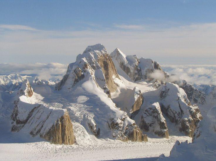 The Mooses Tooth - Denali National Park and Preserve.     Alaska
