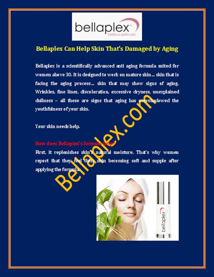 The objective of advanced formulations is to reverse damage and stop further damage of skin.