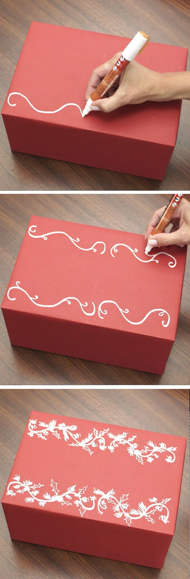 Explore your inner artist with our Chalk Markers! They're perfect for personalizing your presents!