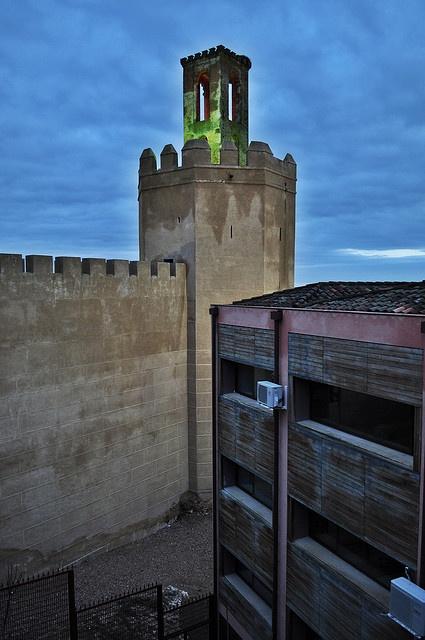 Torre de espantaperros, Badajoz