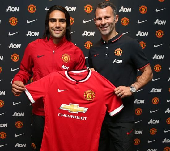 FANTASY PREMIER LEAGUE New #ManUtd signing Radamel Falcao has been added to #FPL as a Forward (£11.0m)