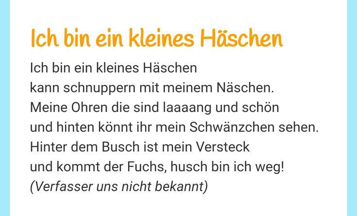 #ostern #frühling #osterei #osterhase #hase #kita #kindergarten #erzieher #literacy #kind #gedicht #reim #fingerspiel #erzieherin