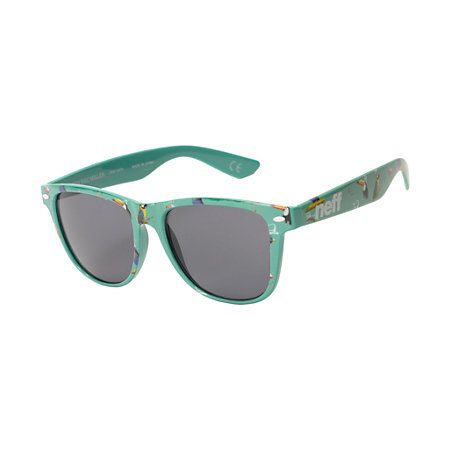 oakley sunglasses zumiez  neff x mac miller daily bird king mint sunglasses