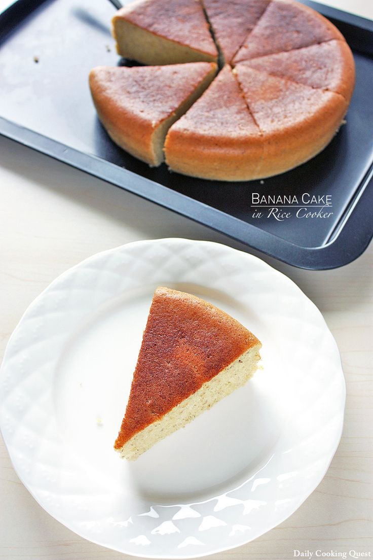 Find This Pin And More On Rice Cooker Cake