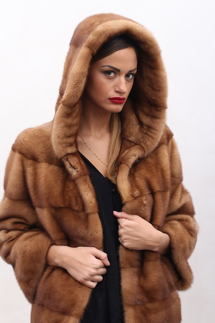 #Fashion's about #extravagance, and #everyone needs a #bit of that. #Female #Mink with #whole #skins. #Made in Italy. BUY HERE: http://www.jewelsandfurs.com/web/en/shop/furs/ef001489-3/ #coat #style #lady #luxury #bestprice #offer #new #collection #bestoffer #shop #sale #buynow #jewelsandfurs #glam #dress