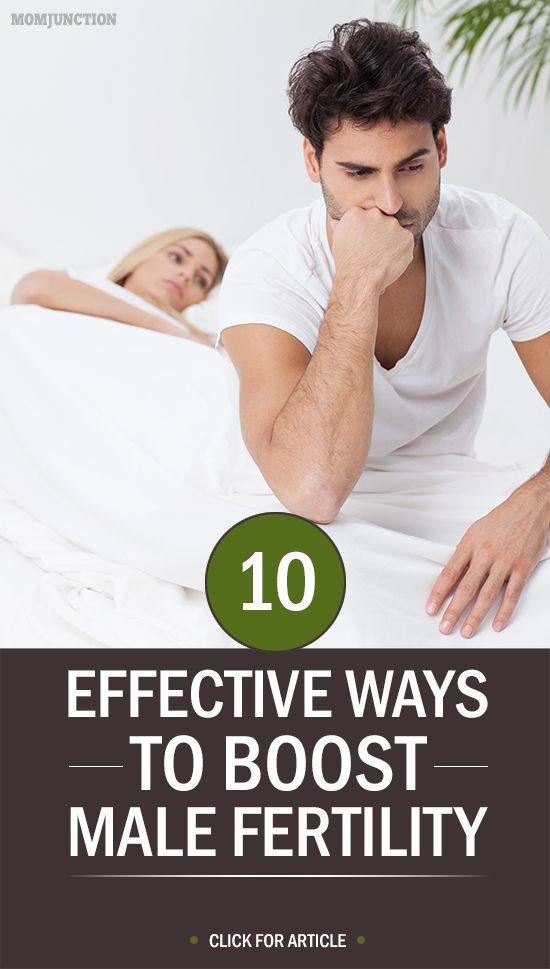 7 Effective Fertility Drugs For Men To Boost Sperm Count ...