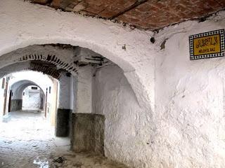 Mellah el bali, la antigua judería, Tetuán, Marruecos