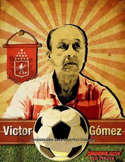 Diabolica Red Power: Víctor Gómez - Administrador sede Cascajal.