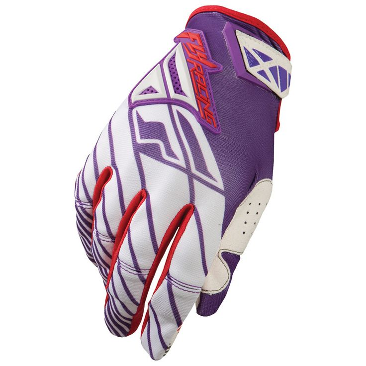 Fly racing 2014 'Kinetic shock' bmx gloves