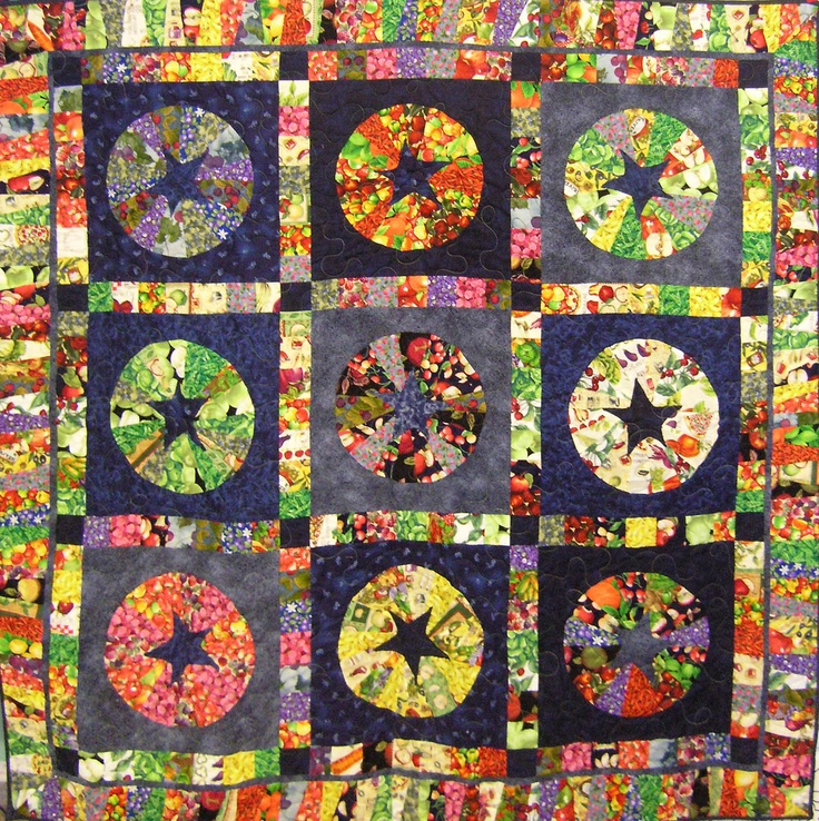 20 best images about Quilts on Pinterest | Pizza, Hexagons ...
