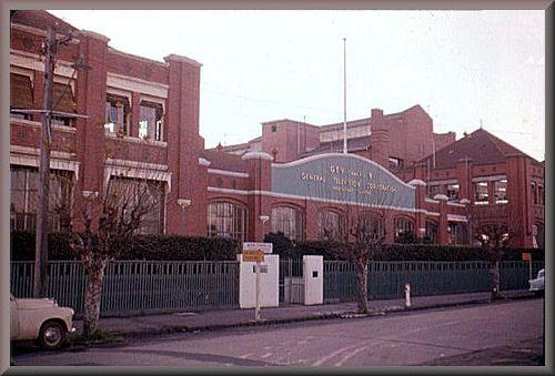GTV 9 studios in Richmond, 1959 (by pizzodisevo via Flickr)