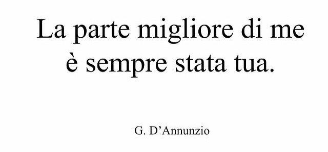 D'Annunzio #aforismi