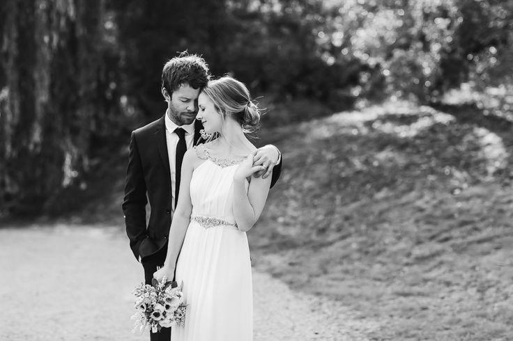 Inglewood Estate Wedding, cute church, rustic, Kate Robinson Photography, Australian Country Wedding, North St Flowers, Gwendolynne Dress