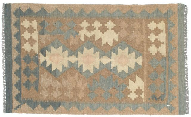 Kelim Afghan Old style matta NAJ1891 56x94 från Afghanistan - Köp dina mattor hos CarpetVista