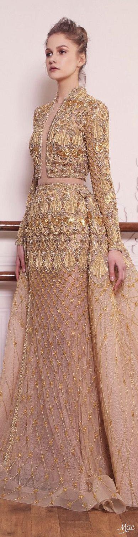 Spring 2017 Haute Couture Saiid Kobeisy