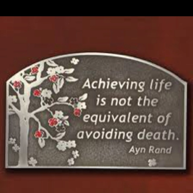 an analysis of objectivism a philosophical system developed by ayn rand Objectivism, thy name is ayn rand rather than embark on a tedious analysis of rand's philosophy lies in its system of ethics.