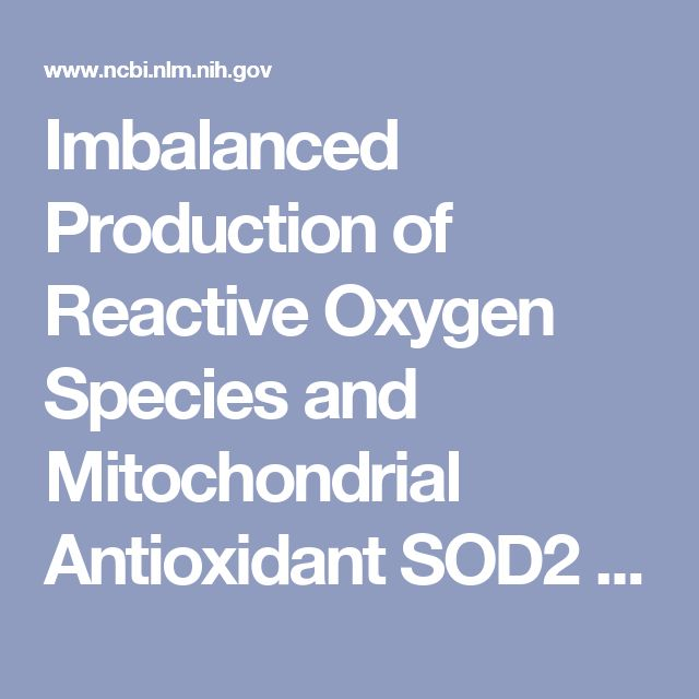 Imbalanced Production of Reactive Oxygen Species and Mitochondrial Antioxidant SOD2 in Fabry Disease-Specific Human Induced Pluripotent Stem Cell-Dif... - PubMed - NCBI