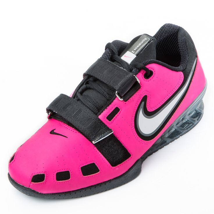 The Nike Romaleos 2. Nike improved this high end weightlifting shoe by shaving 50 grams off the weight and increasing the forefoot flex. Get yours at Rogue today!
