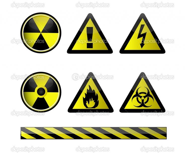 20 Best Warning Signs Images On Pinterest Warning Signs Symbols