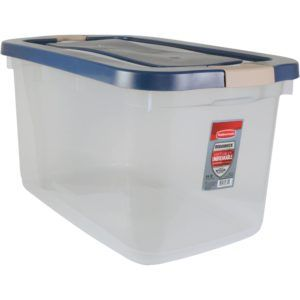 Large Storage Boxes With Lids Plastic