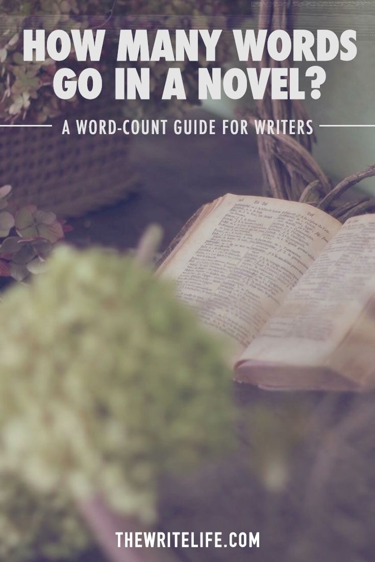 Blake Atwood breaks down the average word count for 18 #book genres via @thewritelife (https://www.pinterest.com/WriteLifeSite) | #amwriting #writers