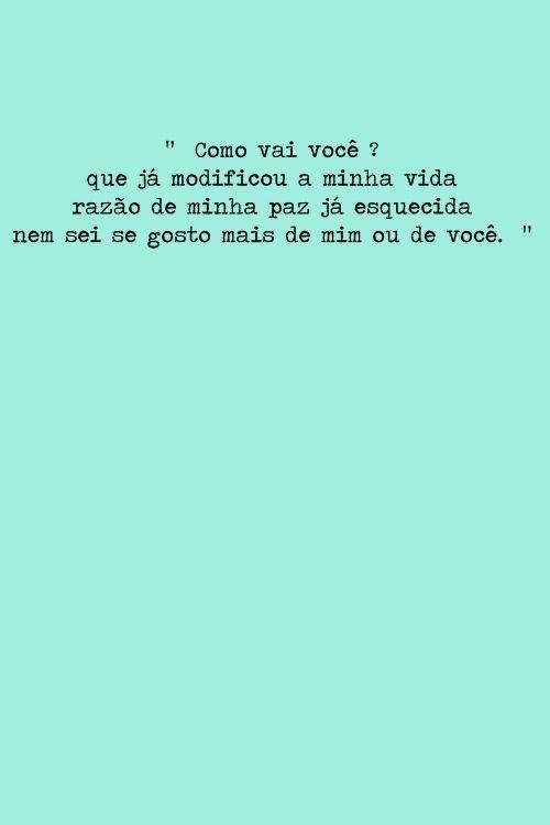 Roberto Carlos -  Como vai Você