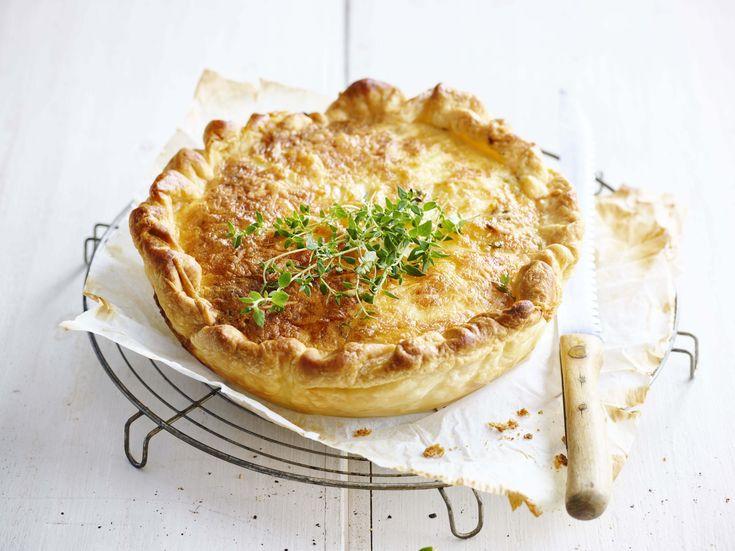 Een overheerlijke gratin van aardappel, gehakt en passendale, die maak je met dit recept. Smakelijk!