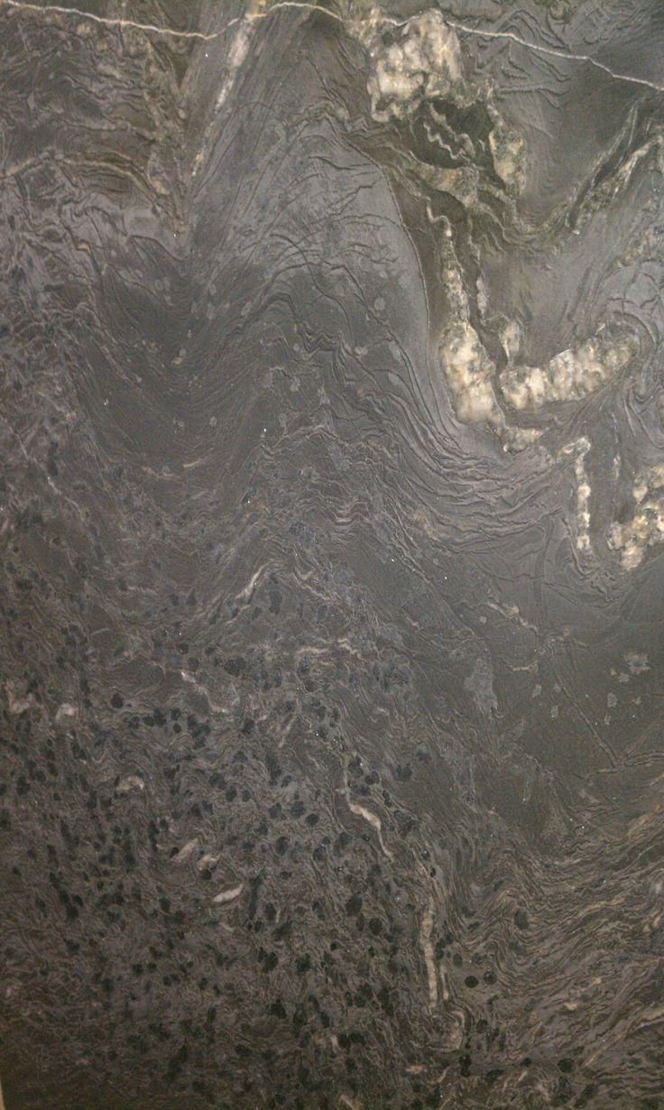 Titanium leather granite for counters great rustic for Granite durability