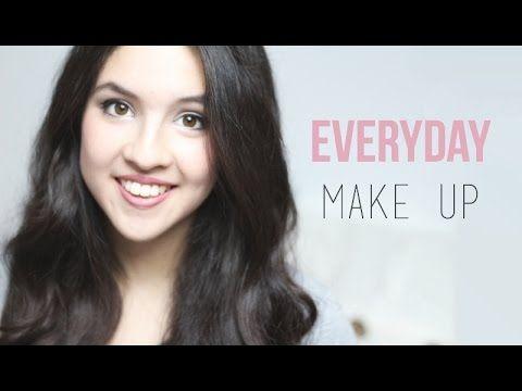 """Mon maquillage de """"tous les jours""""   camillegrandxo"""