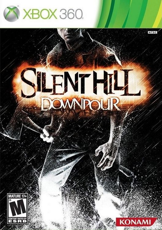 Silent Hill Downpour Xbox 360 Game