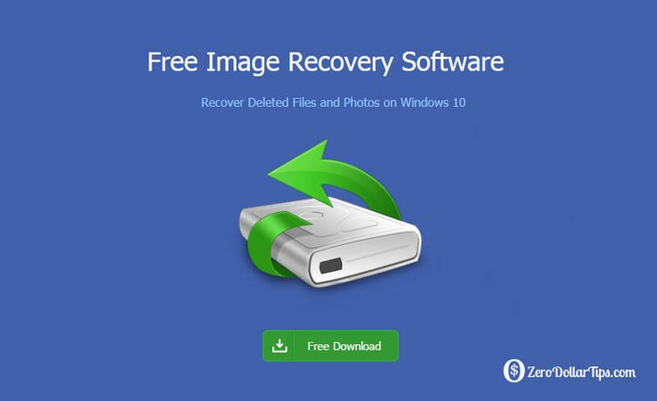 5 Best Free Image Recovery Software for Windows 10