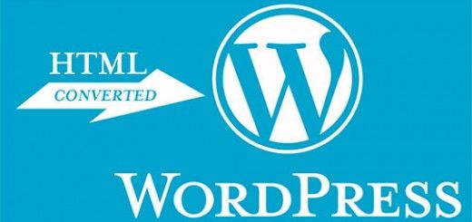 Easiest way to convert a HTML to Wordpress theme