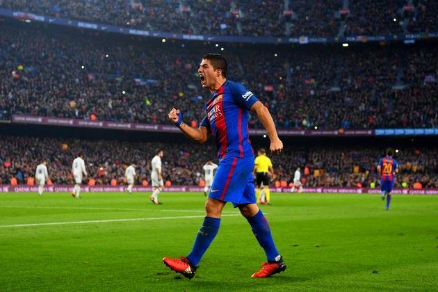 Luis Suarez Pencetak Gol Terbanyak di Lima Liga Top Eropa