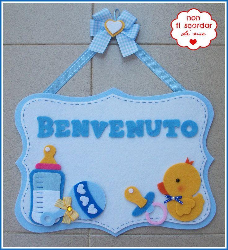 Annuncio fiocco nascita : Baby's stuff, by Non ti scordar di me ♥, 18,00 € su misshobby.com