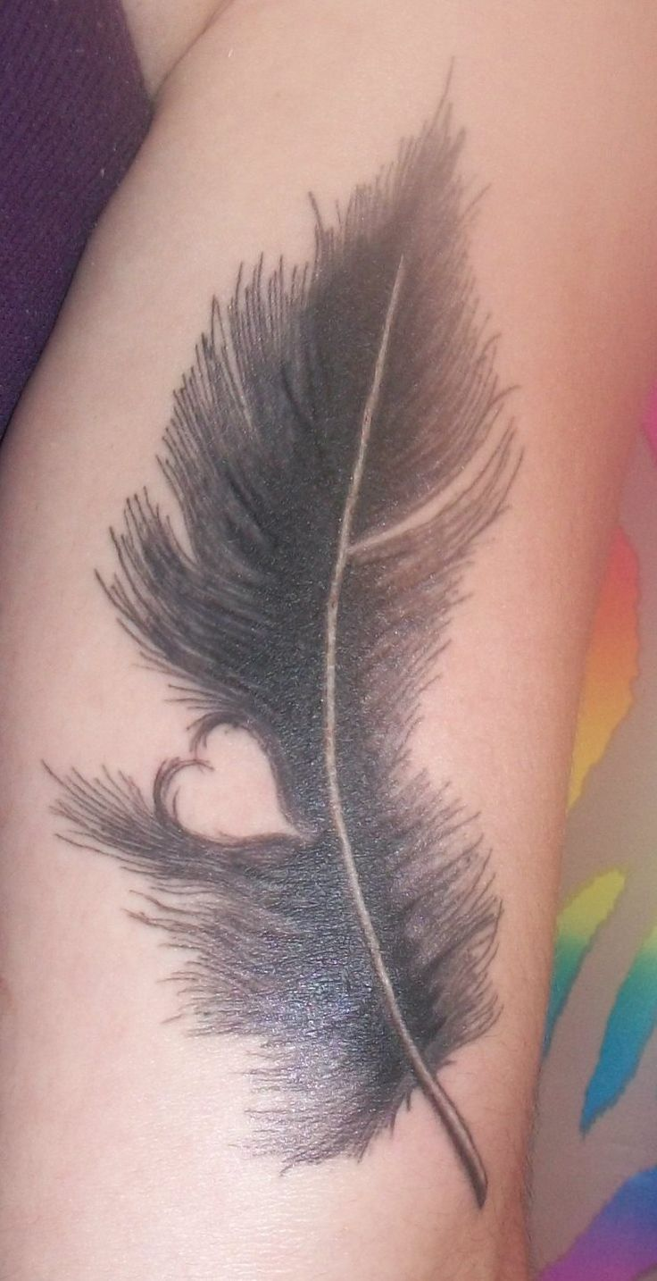 Feather Meaning Tattoo