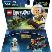 71230 Back to the Future Doc Brown Fun Pack is a 69 piece LEGO Dimensions set released in...