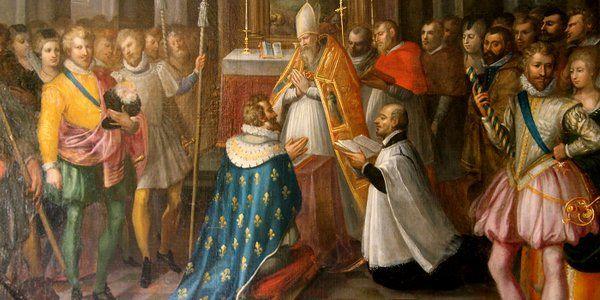 25 juillet 1593 : Henri IV cesse de tortignonner et abjure le protestantisme #histoire de #France #citation #citations