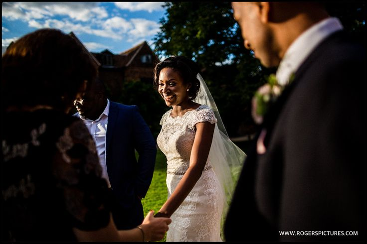 Great light as Julia arrives at Hatfield House -