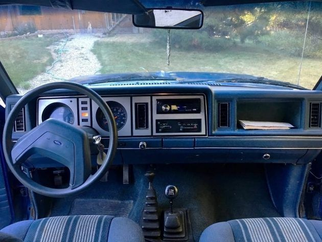 3 000 5 Speed 1986 Ford Bronco Ii Ford Bronco Ford Bronco Ii Bronco Ii