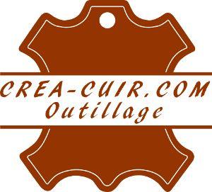 CREA-CUIR: vente outils pour le travail du cuir, la sellerie, la bourrellerie et la maroquinerie