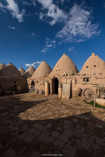 Harran Mud Houses ~ Sanilurfa, Turkey