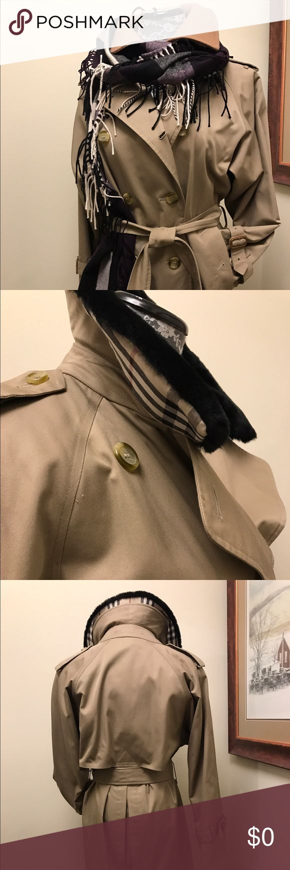 Burberry trench Additional pictures Burberry Jackets & Coats Trench Coats
