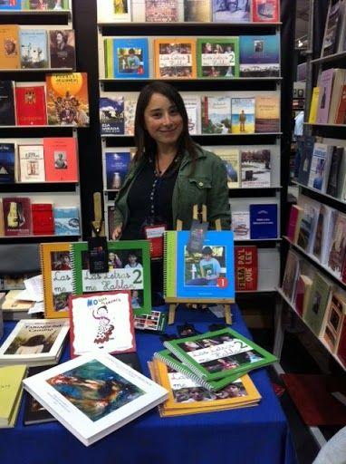 EDITORIAL LEO, LUEGO PIENSO EN FERIA DEL LIBRO Santiago de Chile  Nov. 2013 Lanzamiento de nuestros libros de apoyo al aprendizaje de la lecto-escritura y libros de comprensión lectora.