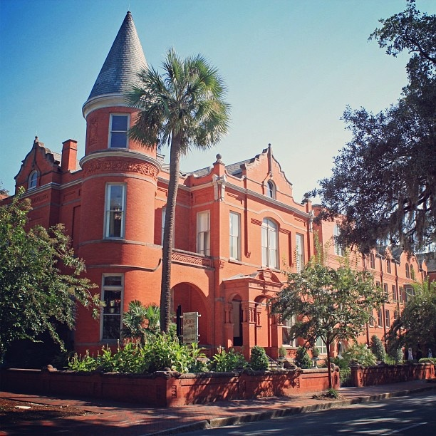 The Mansion on Forsyth Park • Visit Savannah