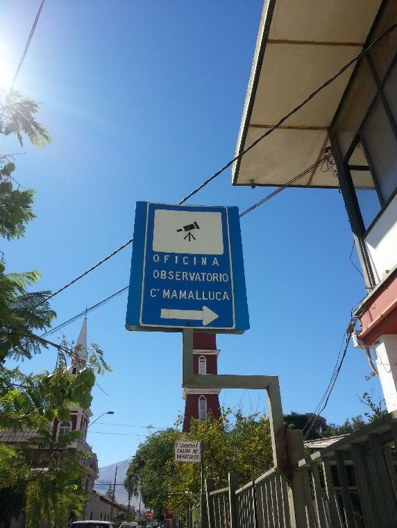 Oficina Observatorio Mamalluca, Vicuña Elqui, Chile - Fama mundial precede al Observatorio Mamalluca y para poder visitarlo ... - http://turistips.com/oficina-observatorio-mamalluca-vicuna-elqui-chile/