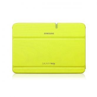 Etui typu Book Cover, dedykowane dla najnowszego Samsunga Galaxy Note 2. Chroń swój telefon przed uszkodzeniami i złymi warunkami atmosferycznymi, dzięki oryginalnemu futerłlowi Samsunga.  Produkt w kolorze zielonym.